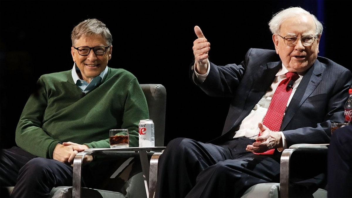Hai tỷ phú Bill Gates và Warren Buffet hợp tác xây dựng lò phản ứng hạt nhân tại tiểu bang Wyoming